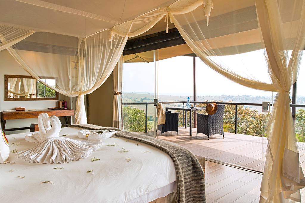 best Tanzania safari hotel