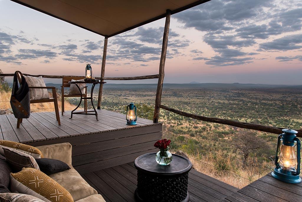 best hotel safari Tanzania