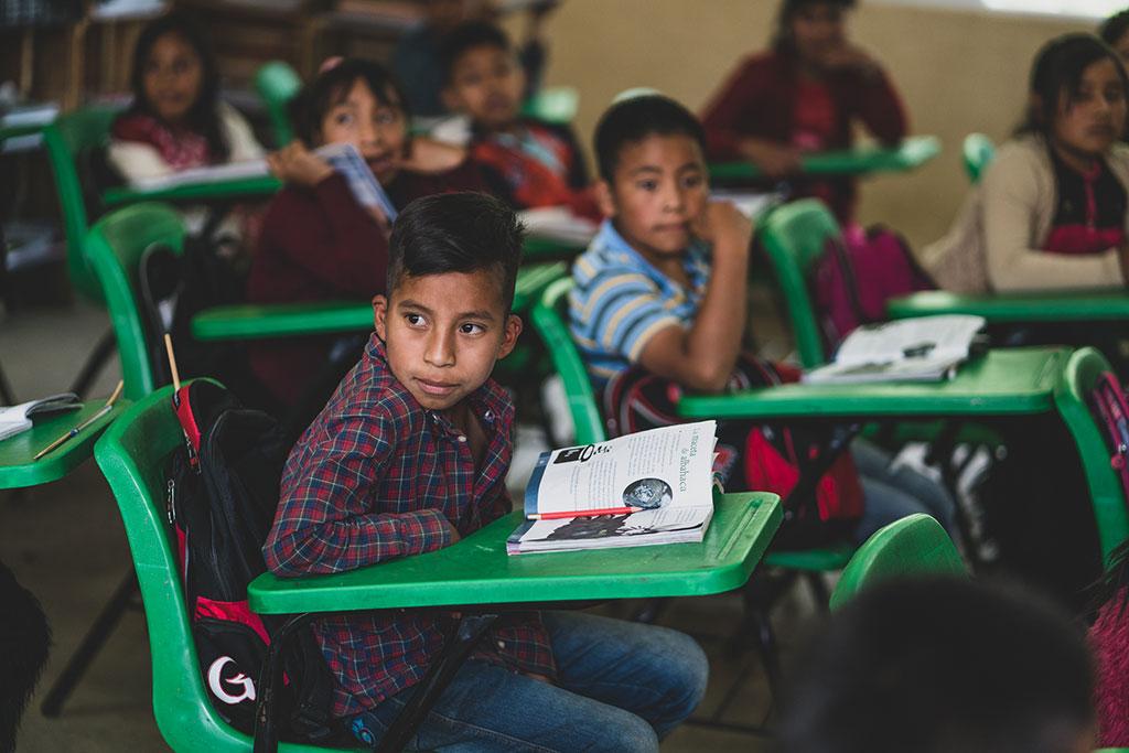 doing good program Mexico