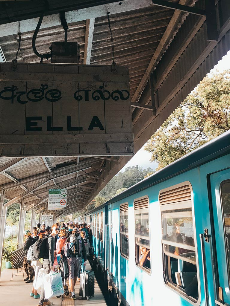 2 weeks travel in Sri Lanka