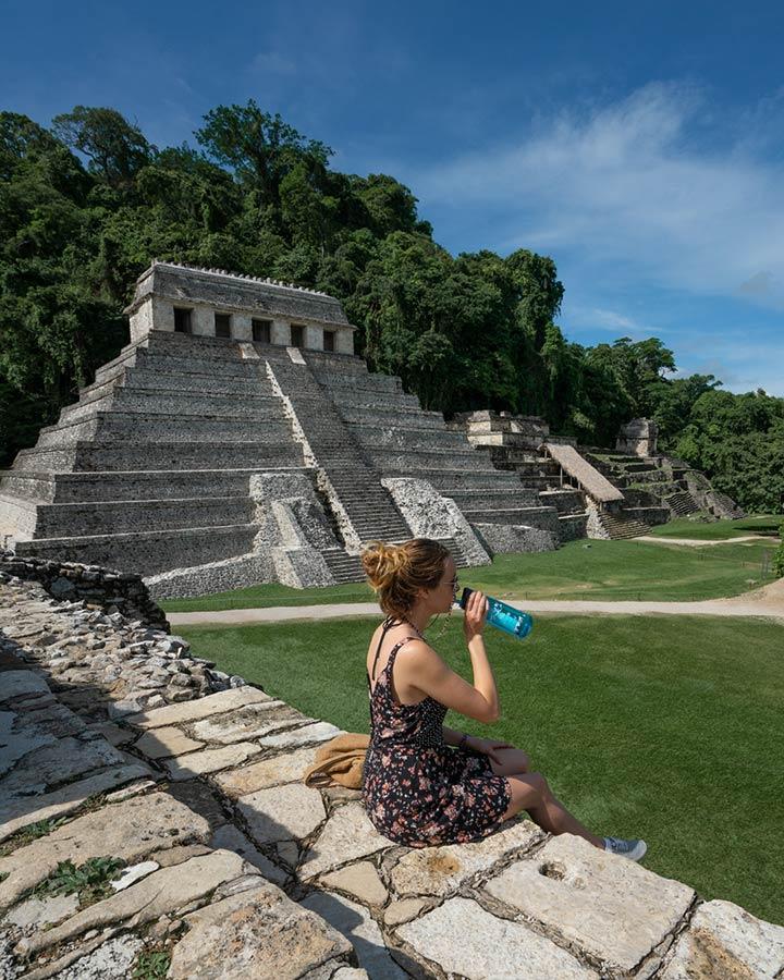 adventure travel mexico palenque