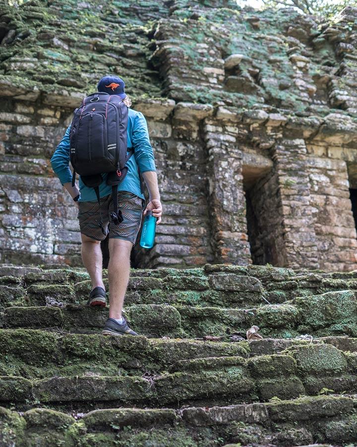 mexico adventure yaxchilan