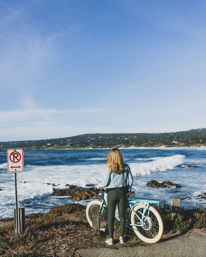 rent a bike Carmel-by-the-Sea