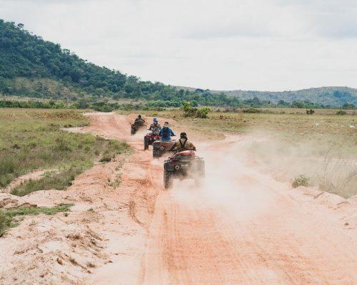 adventure travel in Guyana
