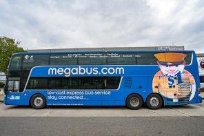 megabus contest win