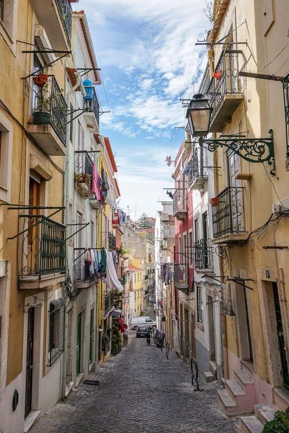 Lisbon attractions tours