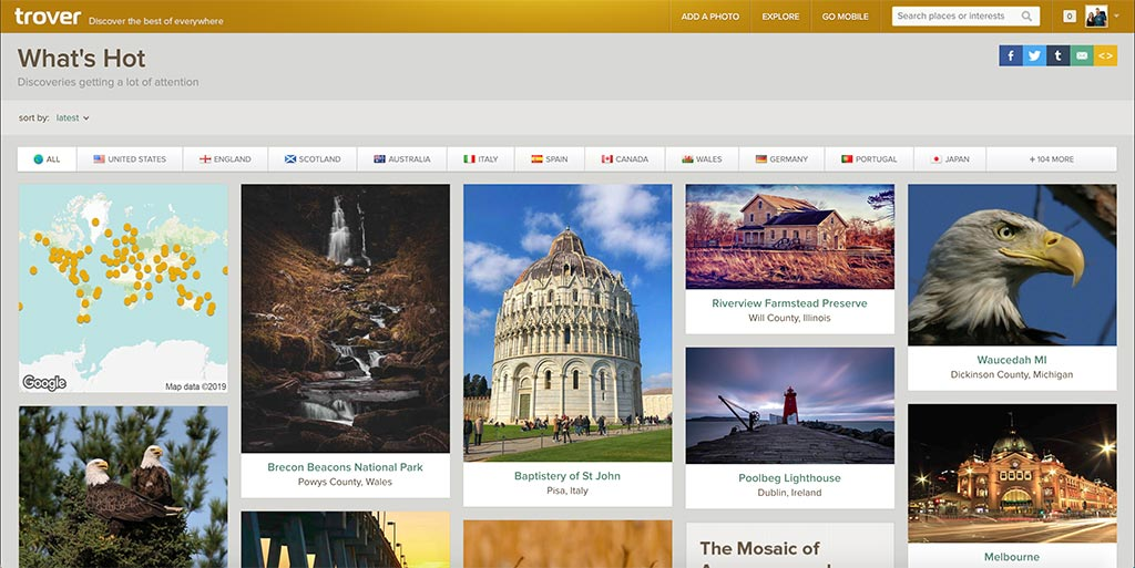 best app for travel photos