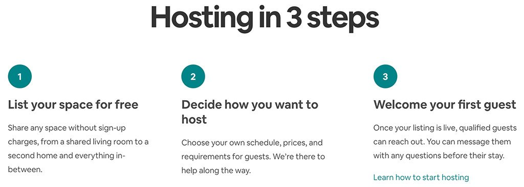 how to host on Airbnb for travel