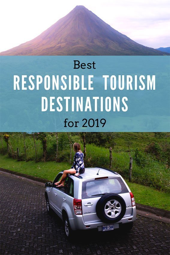 responsible tourism destinations 2019