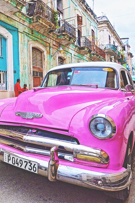 Cuba travel guide recent