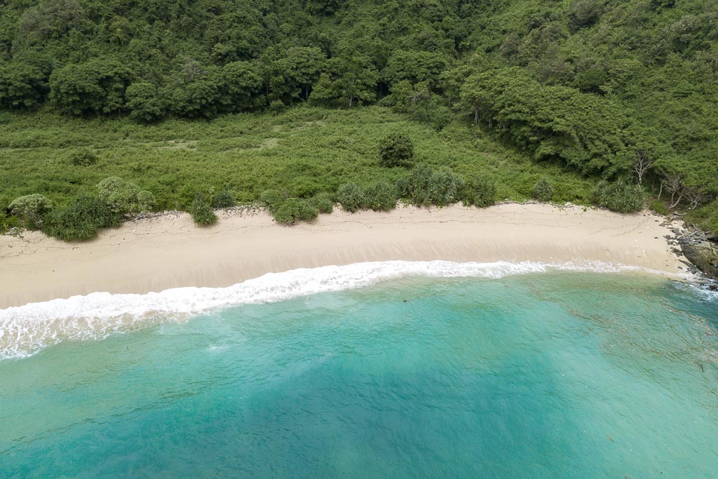 Pantai Mawi beach Lombok