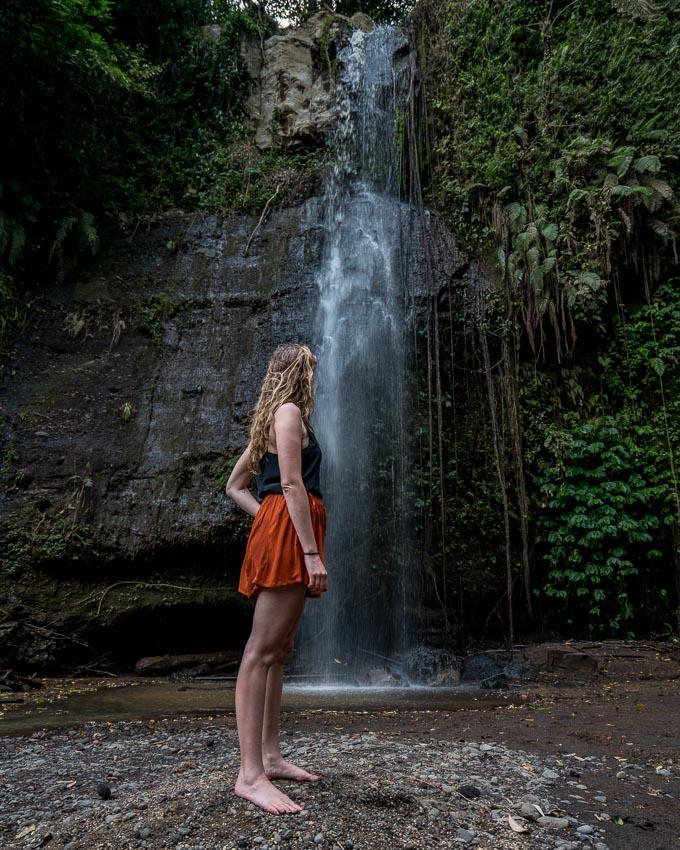 top Lombok waterfalls