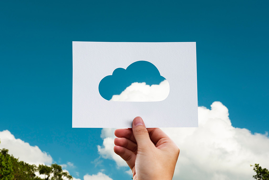 what does cloud storage mean