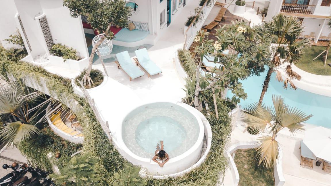 Kos One hostel Canggu Bali