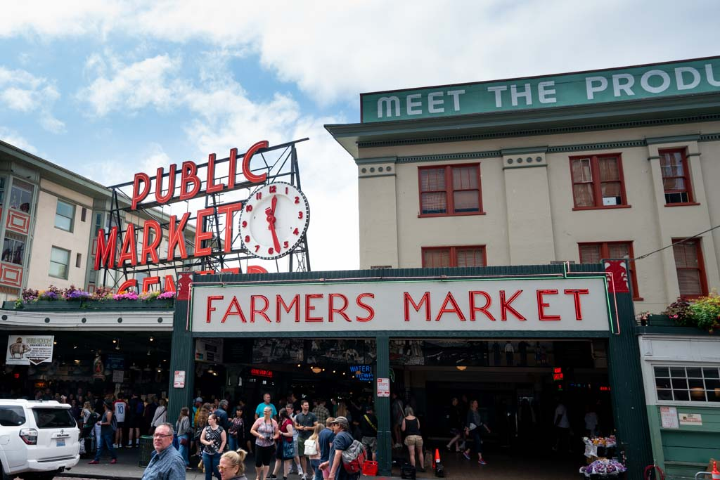 pike place market self guided tour