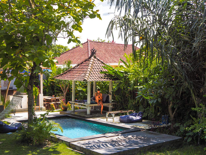 The Hideout Hostel Canggu Bali