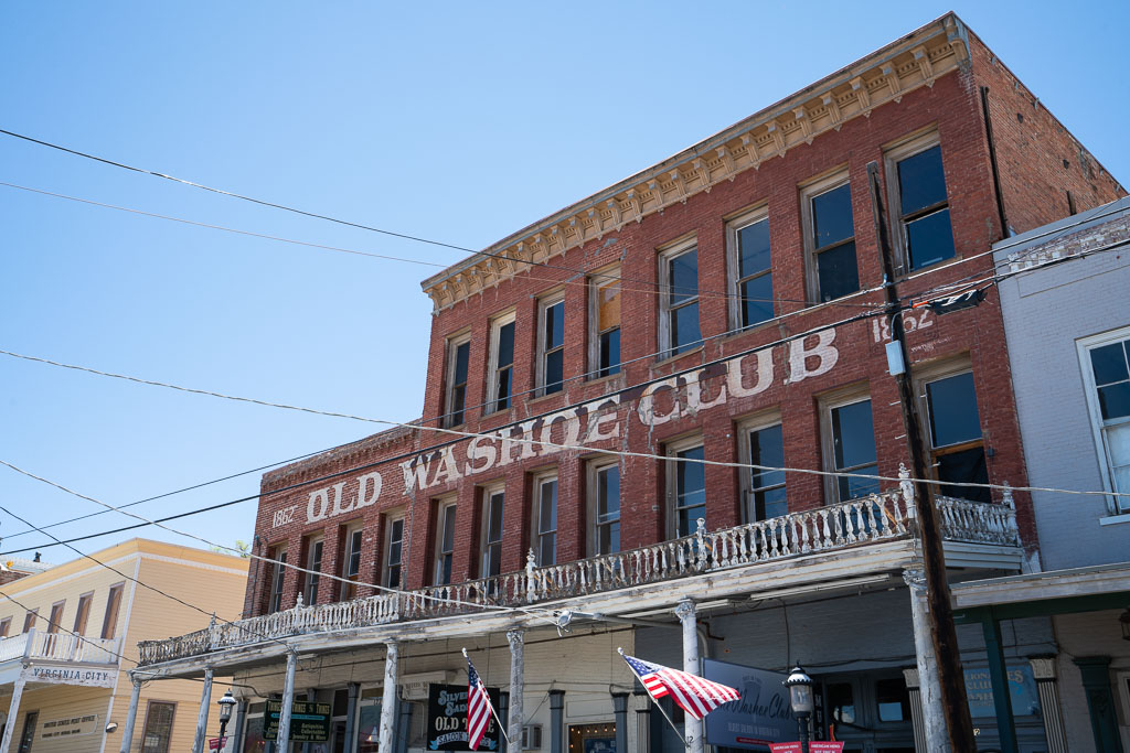 what to do in Virginia City