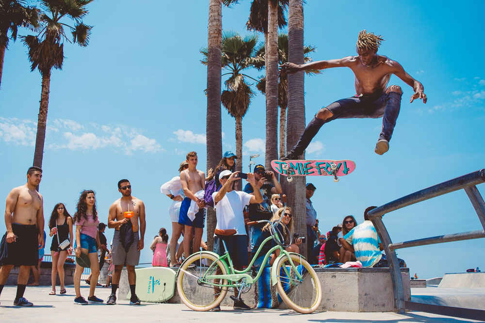 fun outdoor activities in Los Angeles