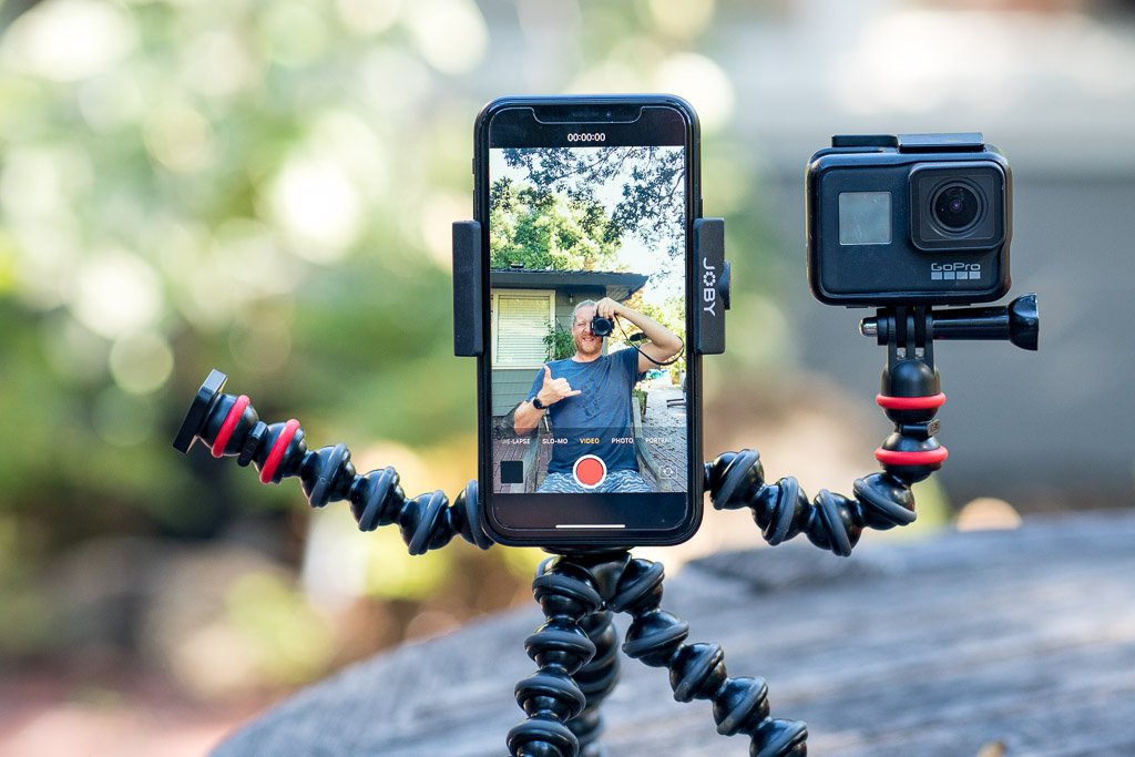JOBY GorillaPod Mobile Rig Review