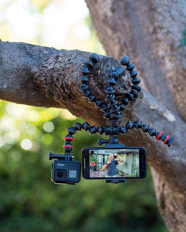 JOBY tripod for phone