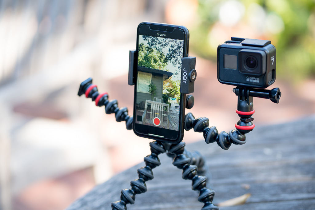 best cell phone tripods
