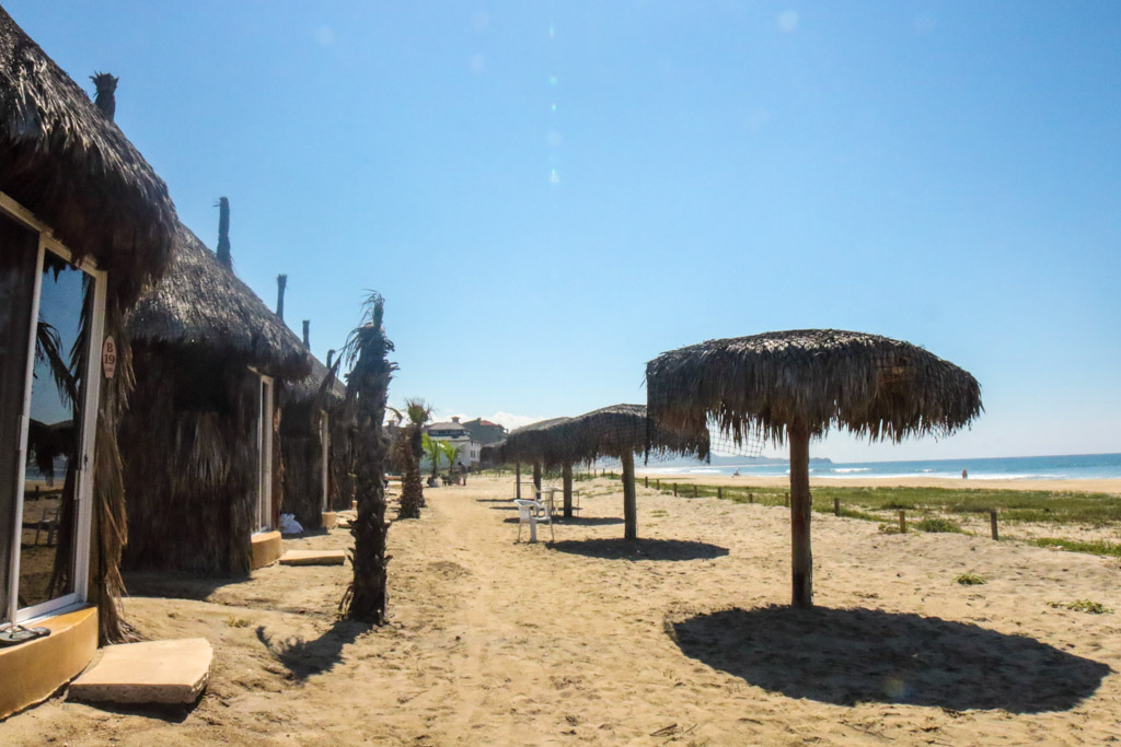 beach huts cerritos