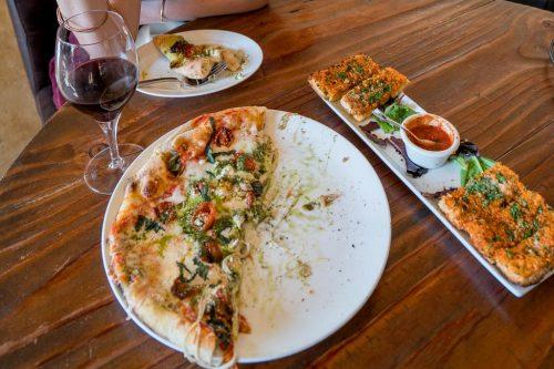 Carmel lunch spots Vino Napoli