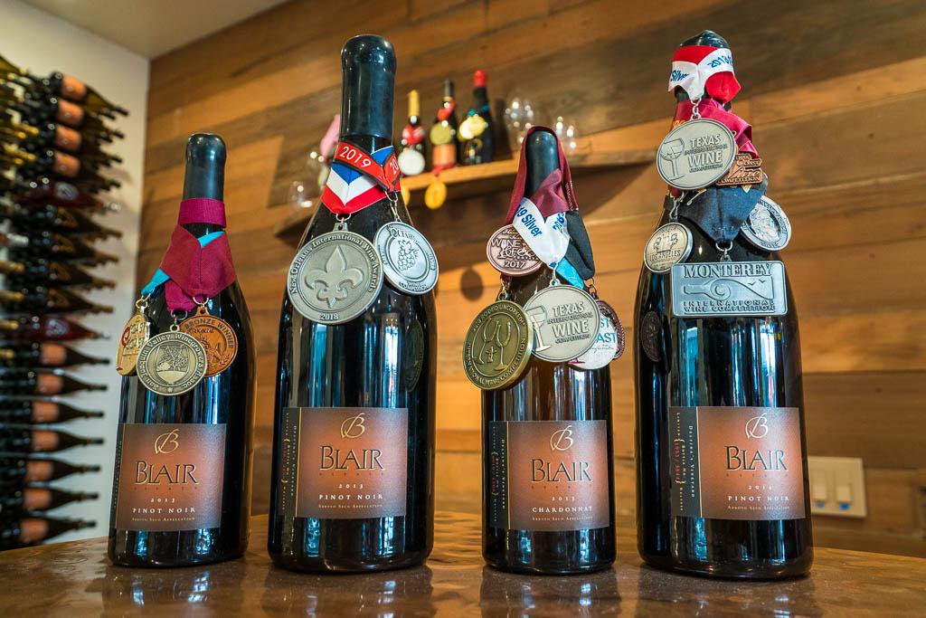 best wine tasting in Carmel