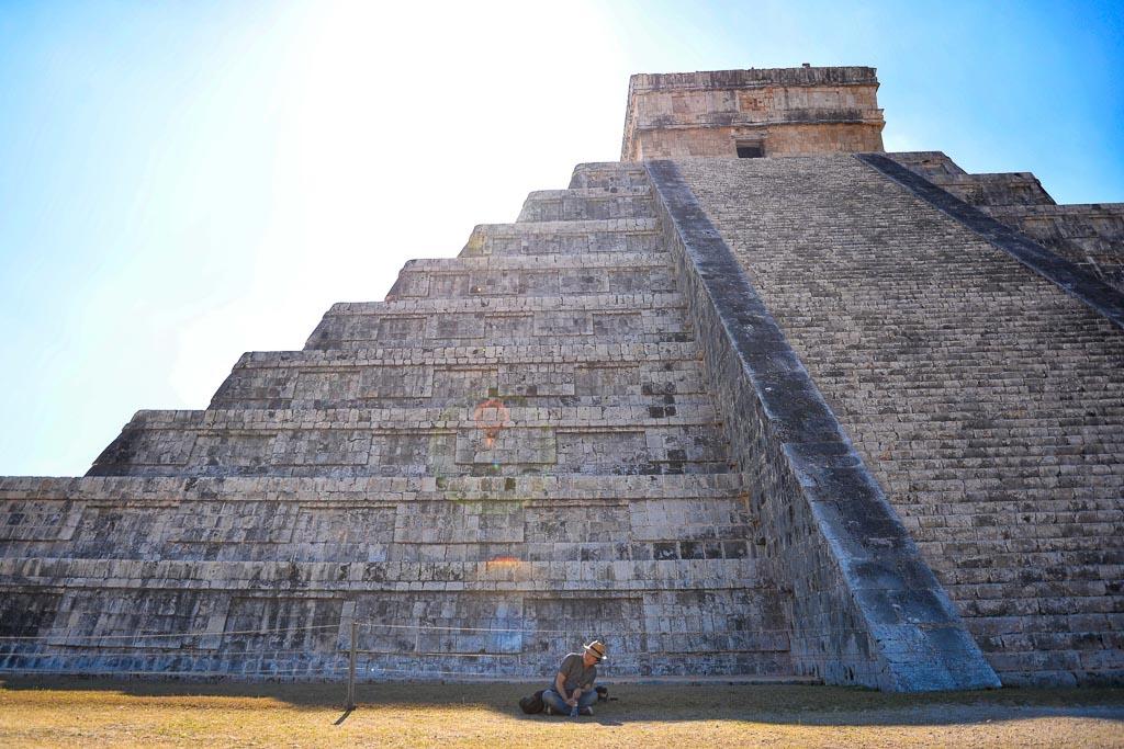 Cancun itinerary Chechen Itza