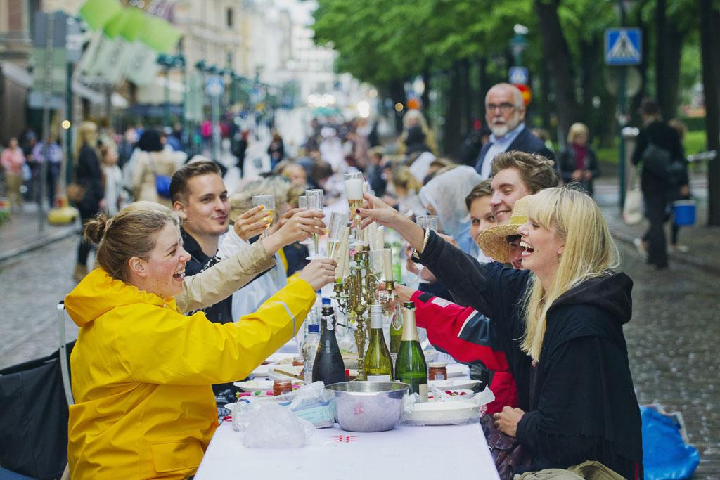 Helsinki Events
