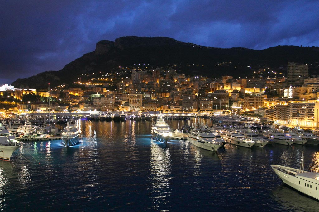 Monte Carlo vacation ideas