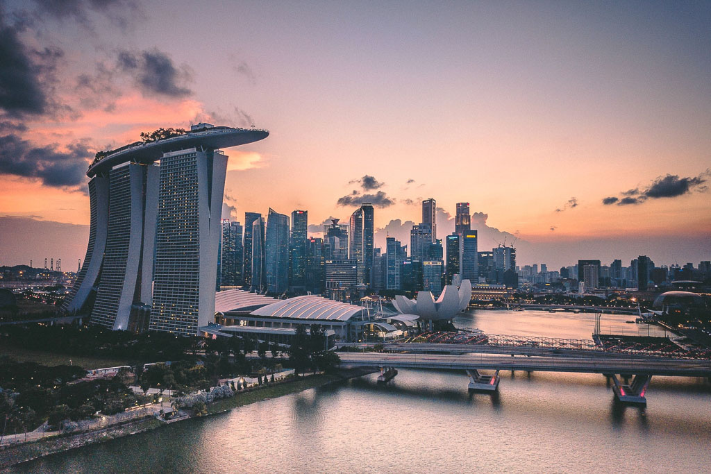 travel ideas Singapore