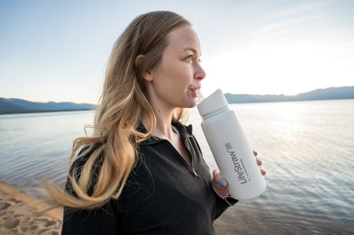 LifeStraw steel review