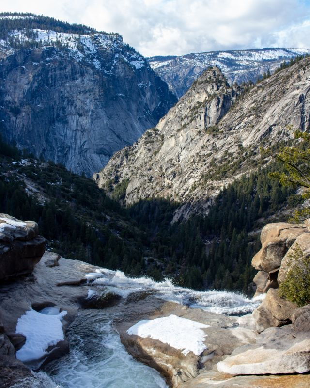 what to see in yosemite in 2 days