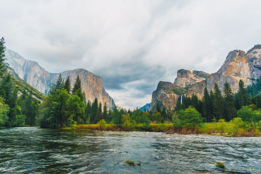 how to see yosemite in 2 days