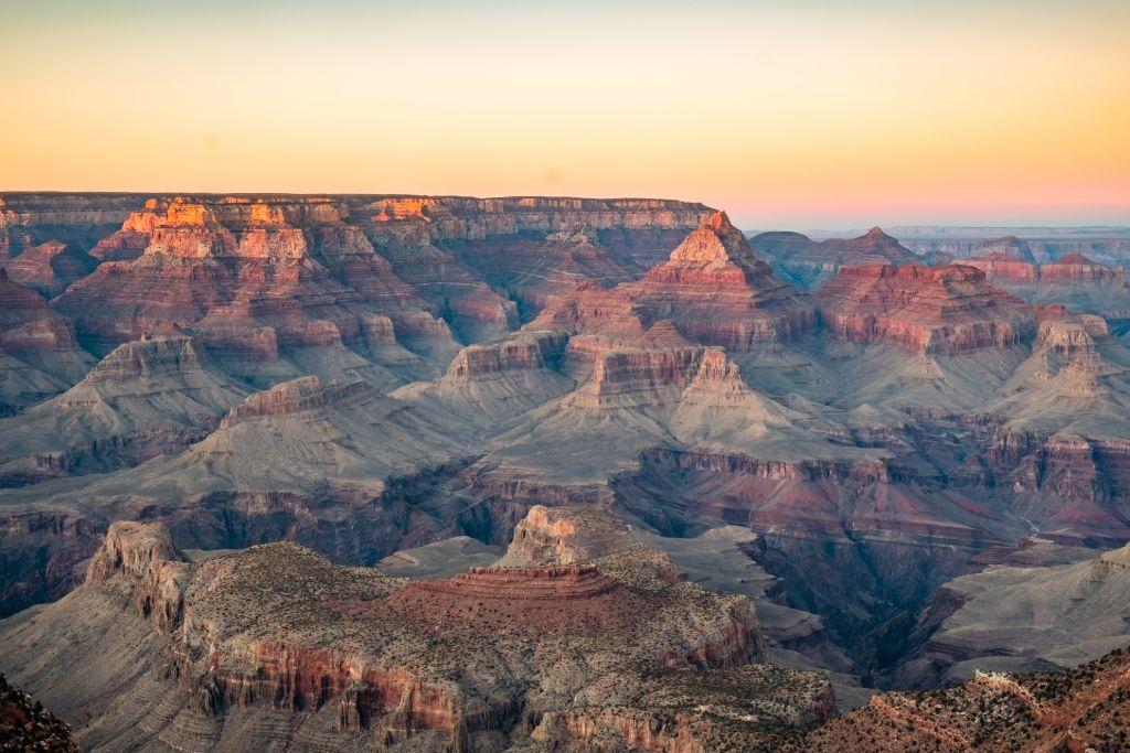 2 day Grand Canyon itinerary