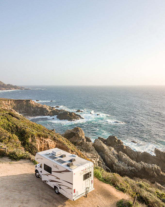 renting a California RV
