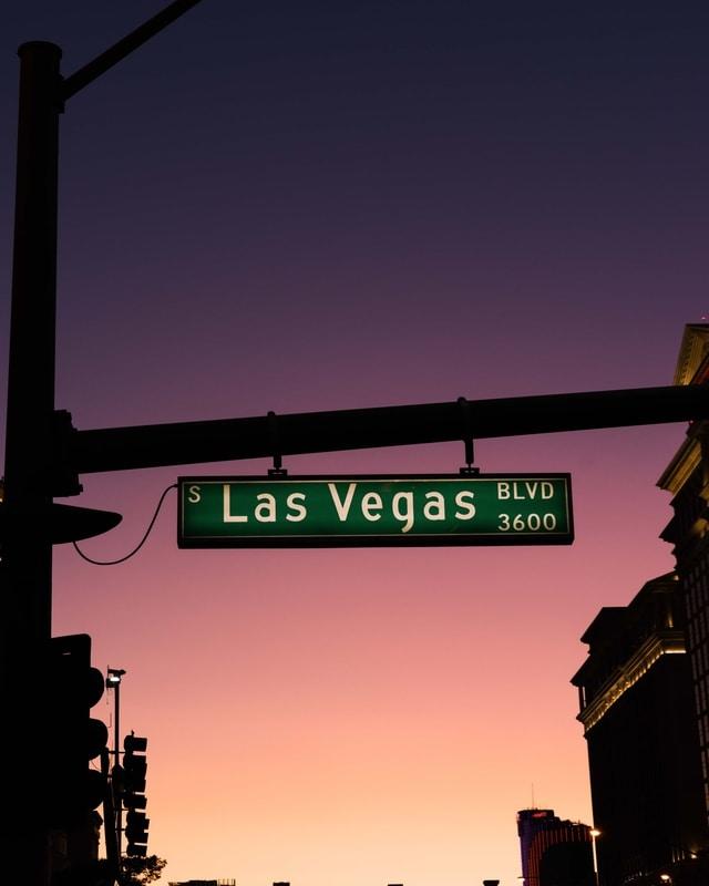 two days in Vegas