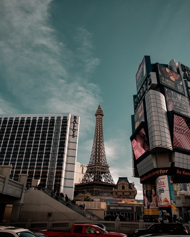 Las Vegas weekend trip