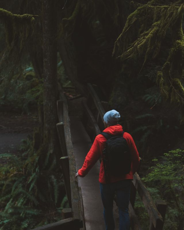 Olympic National Park suggested itinerary
