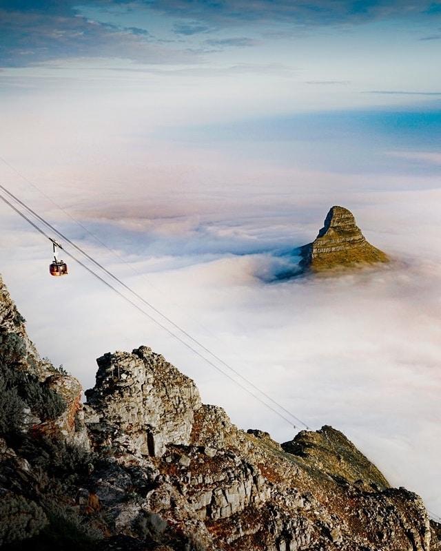 romantic getaways Cape Town