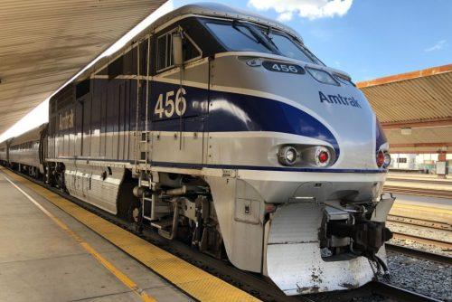 trains across USA
