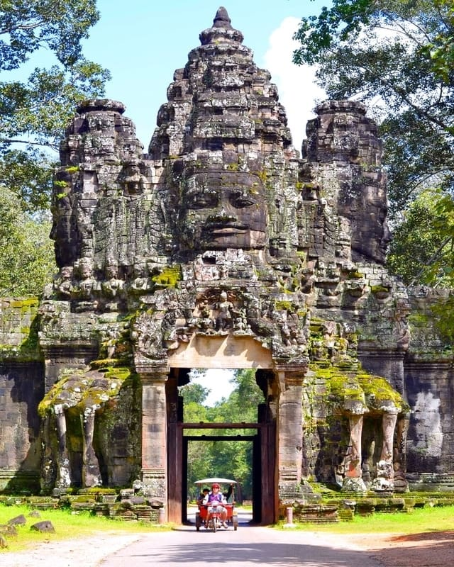 Netflix travel documentaries Cambodia