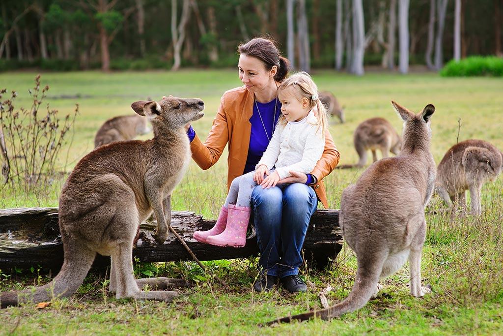 work as an au pair in Australia