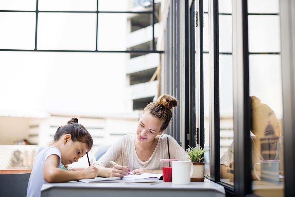 working as a tutor overseas